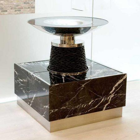 Rzeźba wodna w nowoczesnym stylu VORTEX David Harber