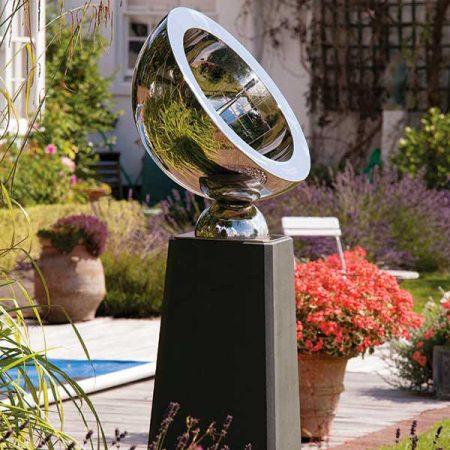 Rzeźby zegary słoneczne DIVERSE David Harber