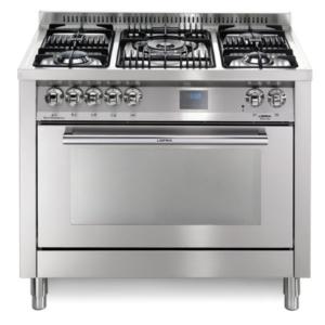 5-palnikowa kuchnia wolnostojąca gazowa z el. piekarnikiem SPECIAL 100 PG106MFTUI Lofra