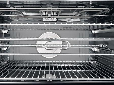 7-panikowa kuchnia wolnostojąca 2 piekarniki