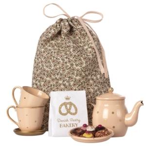 Mini zestaw do kawy i herbaty - akcesoria dla lalek 11-8301-00