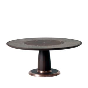 Orientalny, okrągły stół ISTO Dimensione Chi Wing Lo