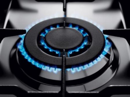 kuchnia wolnostojąca gazowa piekarnikiem MAXIMA INOX Lofra