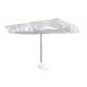 Śródziemnomorski parasol ogrodowy, zewnętrzny Breezer Parasol