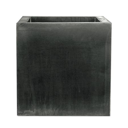 Donica ogrodowa z metalu Cynk