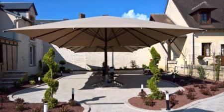Duży parasol ogrodowy zewnętrzny Colosso