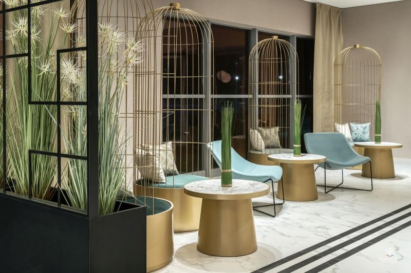 Hotel Metropolo chińskiego art deco