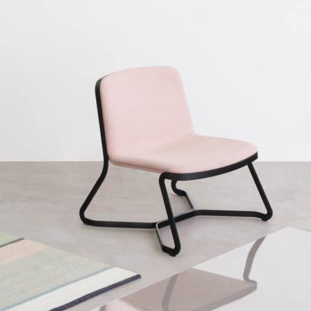 Nowoczesne krzesło siedzisko Path
