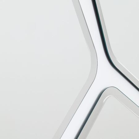 Nowoczesne lustra ścienne Quartz