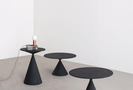 Okrągły stolik kawowy Mini Clay
