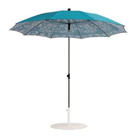 Oryginalny parasol ogrodowy zewnętrzny Cache-Cache