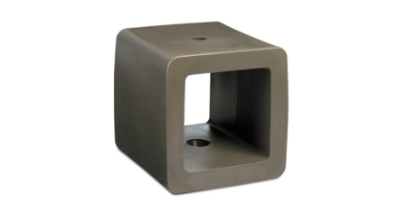 Podstawa i siedziska do parasola ogrodowego Cube