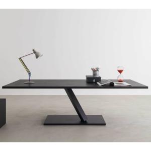 Prostokątny stół na jednej nodze Element