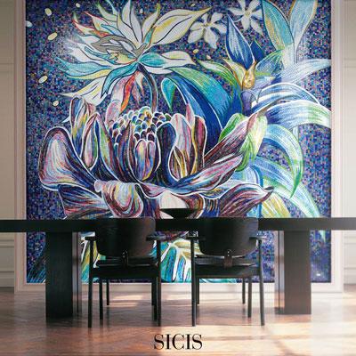 Sicis ekskluzywne płytki i mozaiki dekoracyjne