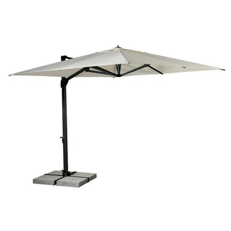 Składany parasol ogrodowy zewnętrzny Sonata