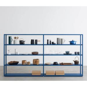 System półek regałów Helsinki Libreria