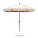 Zdobiony parasol ogrodowy zewnętrzny Couture