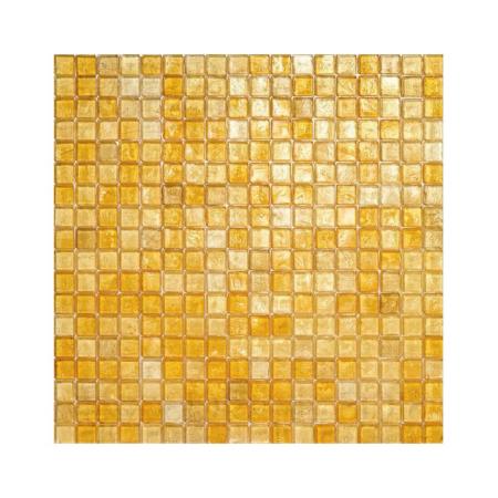 Żółta mozaika ze szkła 05 SUNDANCE