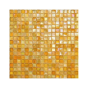 Żółta mozaika ze szkła 105 MELON