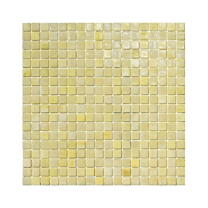 Żółta mozaika ze szkła 13 BAYAMO