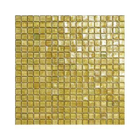 Żółta mozaika ze szkła 26 GIMLET