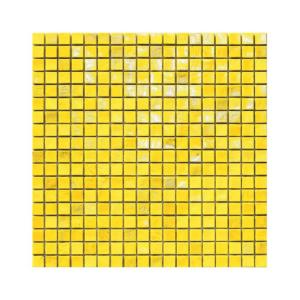 Żółta mozaika ze szkła CADMIUM 4