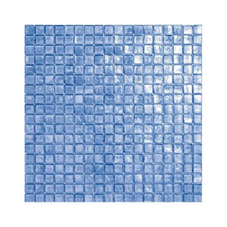 Błękitna mozaika ze szkła 08 CARIBBEAN