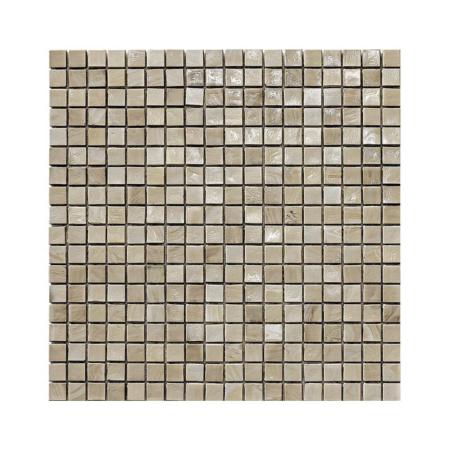 Beżowa mozaika ze szkła CHESTNUT 2