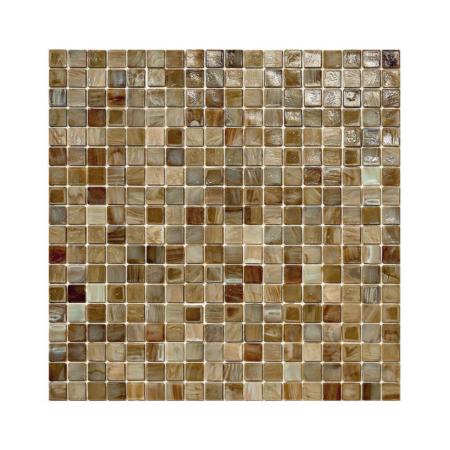 Beżowo-brązowa mozaika ze szkła 08 CALIMA