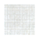 Biała mozaika ze szkła 01 BORA