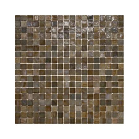 Brązowa mozaika ze szkła CINNAMON