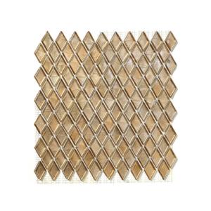 Brązowa mozaika ze szkła MAVINGA