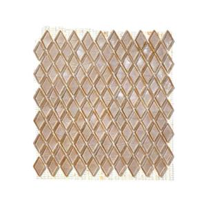 Brązowa mozaika ze szkła ORAPA