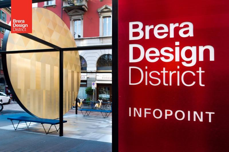 Brera Design District Milan Design Week