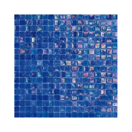 Chabrowa mozaika ze szkła IRIS 4