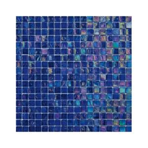 Chabrowa mozaika ze szkła z tęczowym refleksem IRIS 5