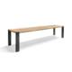 Duży drewniany stół SANDER