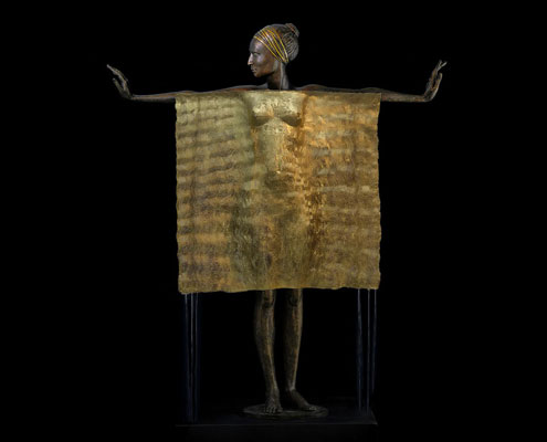 Ekskluzywna rzeźba Małgorzaty Chodakowskiej
