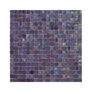 Fioletowa mozaika ze szkła AZALEA 4