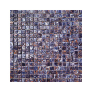 Fioletowa mozaika ze szkła MAURITIUS