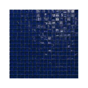 Granatowa mozaika ze szkła NAVY