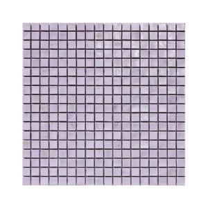 Jasnoróżowa mozaika ze szkła AMETHYST 2