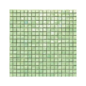 Jasnozielona mozaika ze szkła EMERALD 1
