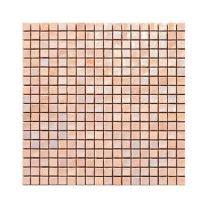 Koralowa mozaika ze szkła CORAL 2