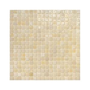 Kremowa mozaika ze szkła 06 MISTRAL