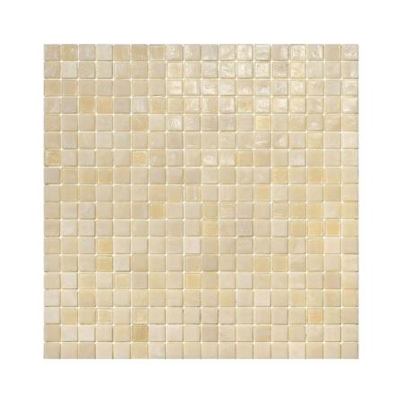 Kremowa mozaika ze szkła BIRCH