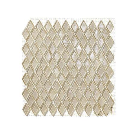 Kremowa mozaika ze szkła BRILLANTE