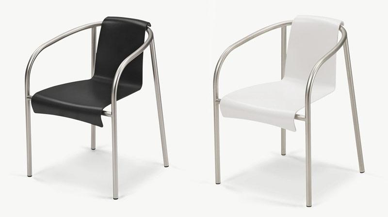 Krzesła sztaplowane dla hoteli i restauracji Asa
