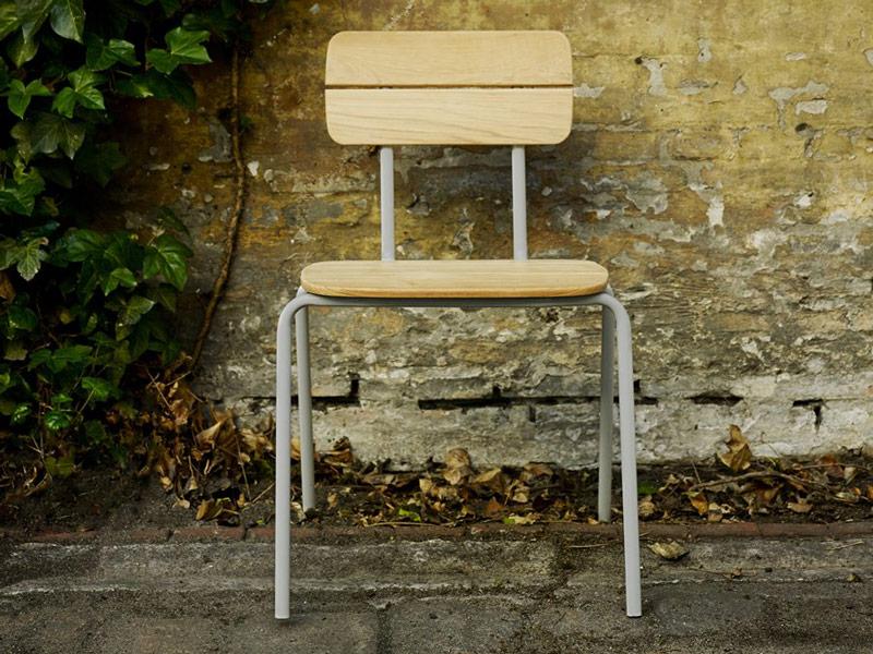 Krzesła sztaplowane dla hoteli i restauracji Flux