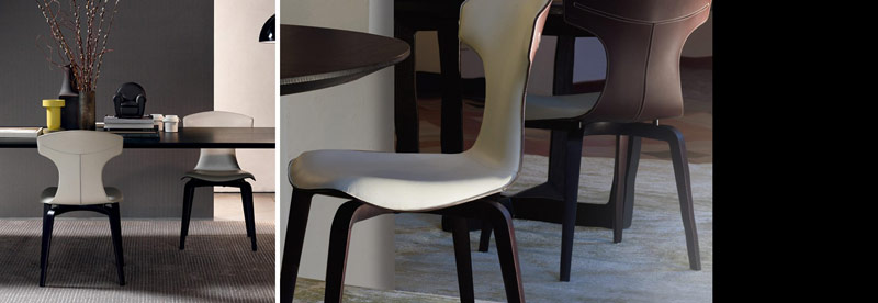 Krzesła sztaplowane dla hoteli i restauracji Montera